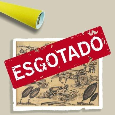Réplicas em papel 100% algodão | Futurismo