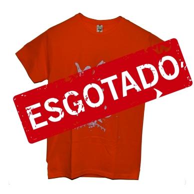 T-shirt MIMO | laranja