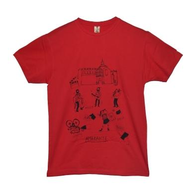 T-shirt MIMO | vermelho
