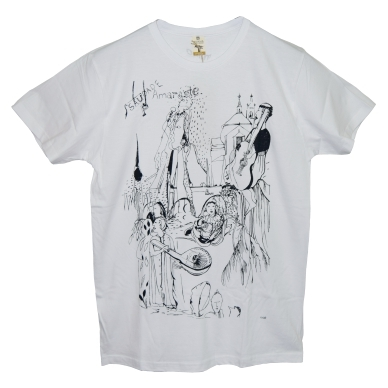 T-shirt MIMO | branco